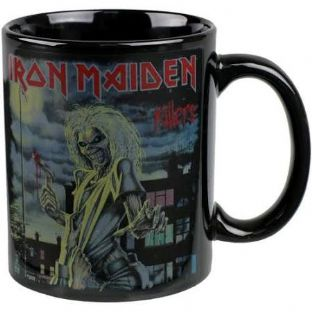 Iron Maiden: Killers - MUG (11oz) (Brand New In Box)